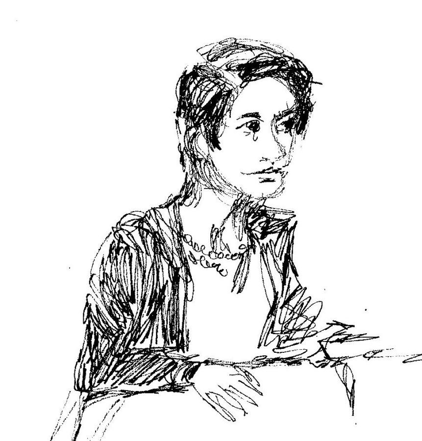 Shami Chakrabarti first session Feminism in London conf 2015