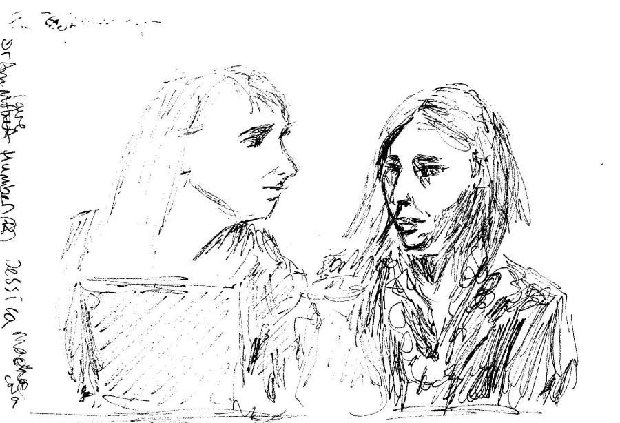 Global panel - Anne-Laure & Jessica - Feminism in London conf 2015