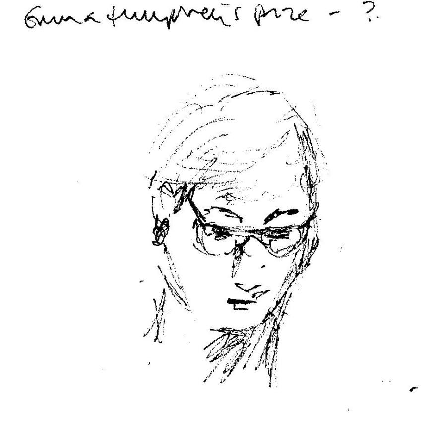 Emma Humphrey's Prize presentation - at Feminism in London conf 2015
